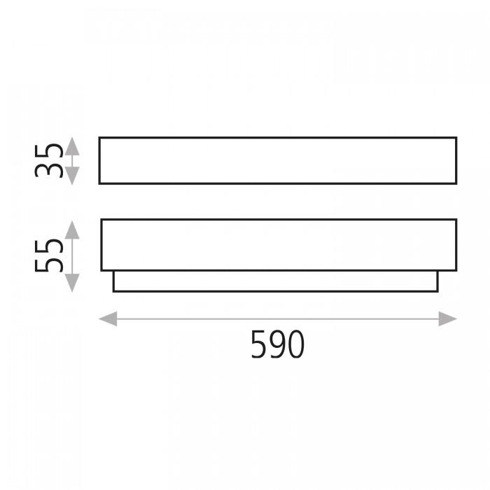 Aplica Baie BOX 16/3200-60 ACB Spania