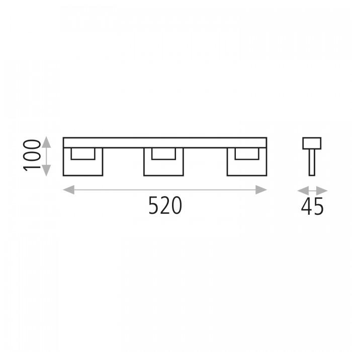 Aplica Baie COPE 4034/R3 ACB Spania