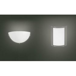 Aplica Akil ACB, E27, Crom/Transparent, Modern, A165111T, Spania