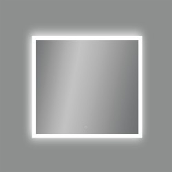 Oglinda Amanzi ACB, Led, Alb, Modern, A359611LP, Spania
