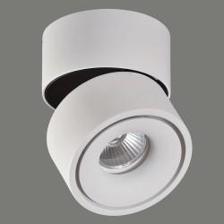 Downlight Aplicat Apex ACB, Led, Alb, Modern, P341211B, Spania