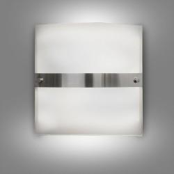 Aplica Archer ACB, E14, Nichel satinat, Modern, A163301NMS, Spania