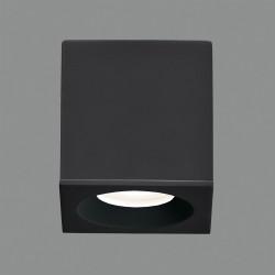 Downlight Aplicat Branco ACB, GU10, Negru, Modern, P34681N, Spania