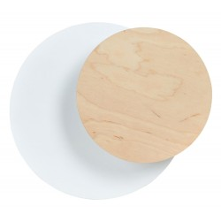 Aplica Arhitecturala Circle 1A White 970/1 Emibig Lighting, Modern, G9, Polonia