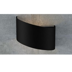 Aplica Arhitecturala Fold Black 950/2 Emibig Lighting, Modern, G9, Polonia