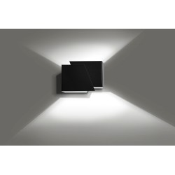 Aplica Arhitecturala Frost Black 940/2 Emibig Lighting, Modern, G9, Polonia