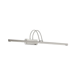 Aplica BOW AP114 NICKEL 007069 Ideal Lux