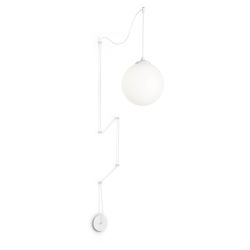 Pendul BOA SP1 BIANCO 160863 Ideal Lux