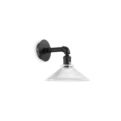 Aplica ASTRID AP1 NERO 139951 Ideal Lux