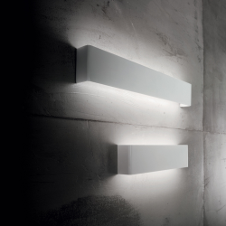 Aplica BRIGHT AP84 BIANCO 134789 Ideal Lux