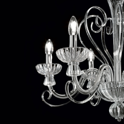 Candelabru ALEXANDER SP6 090252 Ideal Lux