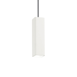 Pendul OAK SP1 SQUARE BIANCO 150666 Ideal Lux