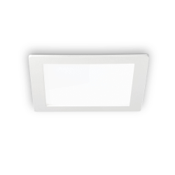 Spot Incastrat GROOVE 20W SQUARE 3000K 124001 Ideal Lux