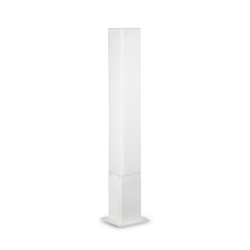 Stalp EDO OUTDOOR PT1 SQUARE BIANCO 142999 Ideal Lux
