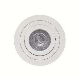 Downlight Standard Basico Gu10 GU10, Alb, C0003, Mantra Spania