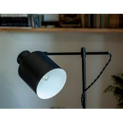 Lampa De Birou Black T0025 Max Light, E27 , Negru, Polonia