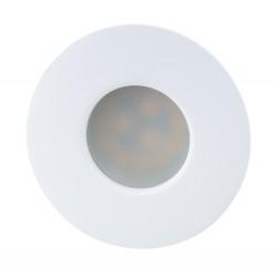 Downlight Circular Incastrat Aqua Ip65 H0044 Max Light, Gu5,3 , Alb , Polonia