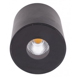 Downlight Circular Aplicat Plazma C0151 Max Light, Led , Negru , Polonia