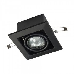 Downlight Metal Modern DL008-2-01-B Maytoni