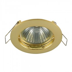 Downlight Metal Modern DL009-2-01-G Maytoni: Out of stock!