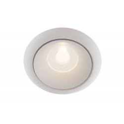 Downlight Circular Yin Maytoni GU10, Alb, DL030-2-01W, Germania