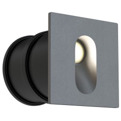 Downlights Special Via Urbana Maytoni Led, Negru, O022-L3GR, Germania