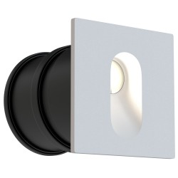 Downlights Special Via Urbana Maytoni Led, Negru, O022-L3W, Germania