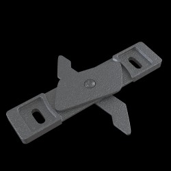 Accesoriu Sina Magnetica Accessories for tracks Maytoni -, Argintiu, TRA004HS-21S, Germania