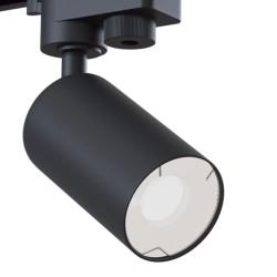 Downlight Sina Track lamps Maytoni GU10, Negru, TR002-1-GU10-B, Germania