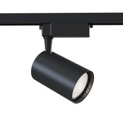 Downlight Sina Track lamps Maytoni Led, Negru, TR003-1-17W3K-B, Germania