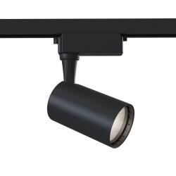 Downlight Sina Track lamps Maytoni Led, Negru, TR003-1-6W3K-B, Germania