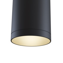 Pendul  Track lamps Maytoni GU10, Negru, TR008-1-GU10-B, Germania
