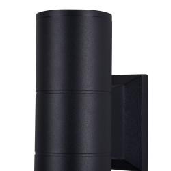 Aplica Exterior Bowery Maytoni GU10, Negru, O574WL-02B, Germania
