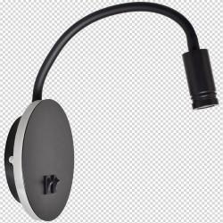 Aplica Citit BASE Milagro Modern, LED, Negru, ML6354, Polonia