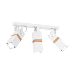 Lustra Plafon VIDAR WHITE Milagro Modern, GU10, Alb, MLP5407, Polonia