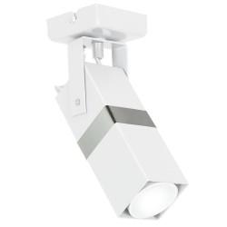 Lustra Plafon VIDAR Milagro Modern, GU10, Alb/Crom, MLP6281, Polonia