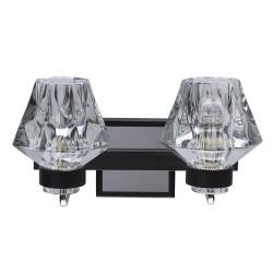 Aplica  MW Lighting E14, Negru, 104022302, Germania
