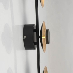 Lustra Spot Ylang MW Lighting Led, Auriu, 452024603, Germania