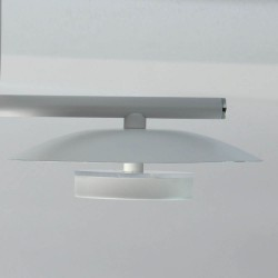 Lustra Spot Ylang MW Lighting Led, Argint, 452024904, Germania