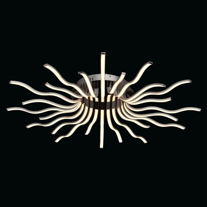 Lustra Plafon  MW Lighting Led, Crom, 496013724, Germania