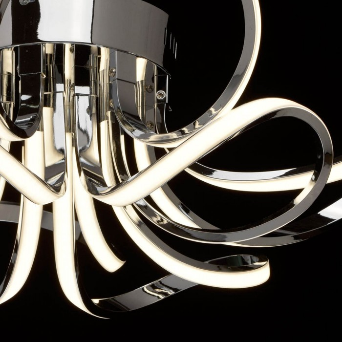 Lustra Plafon  MW Lighting Led, Crom, 496014908, Germania