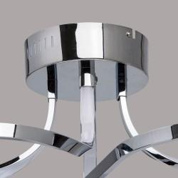 Lustra Plafon  MW Lighting Led, Crom, 496015202, Germania