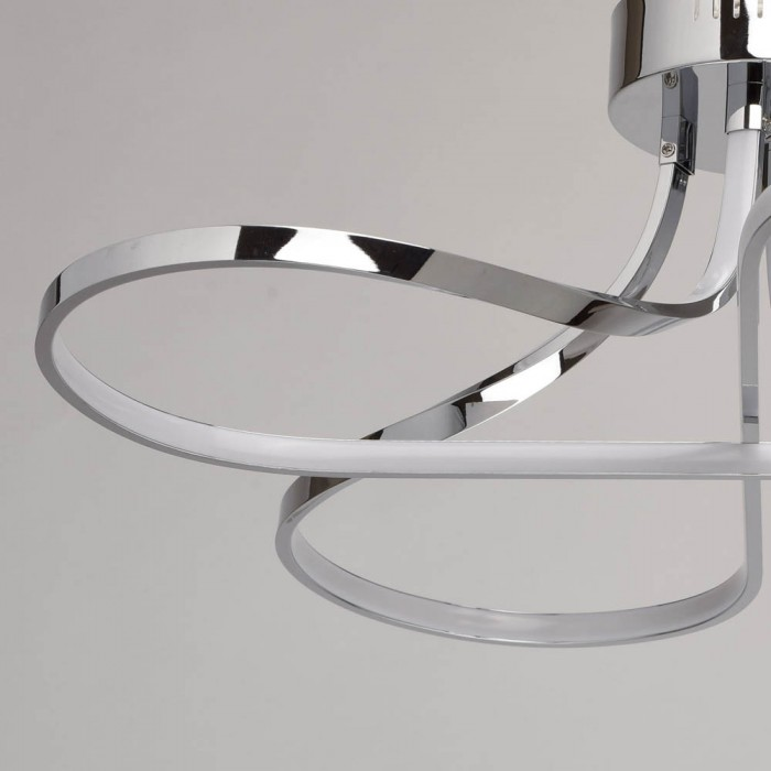 Lustra Plafon  MW Lighting Led, Crom, 496015302, Germania