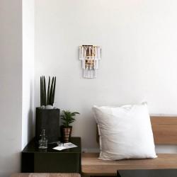 Aplica Adelard MW Lighting E14, Auriu, 642022701, Germania