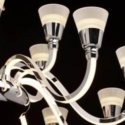 Candelabru  MW Lighting Led, Crom, 659010615, Germania