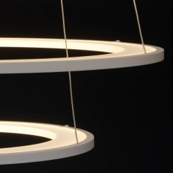 Suspensie  MW Lighting Led, Alb, 661016703, Germania