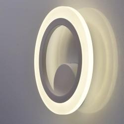 Aplica  MW Lighting Led, Alb, 661024401, Germania