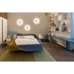 Aplica  MW Lighting Led, Alb, 661026201, Germania