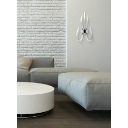 Aplica  MW Lighting Led, Crom, 661027202, Germania
