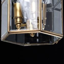 Pendul Exterior Corso MW Lighting E14, Alama, 802010303, Germania